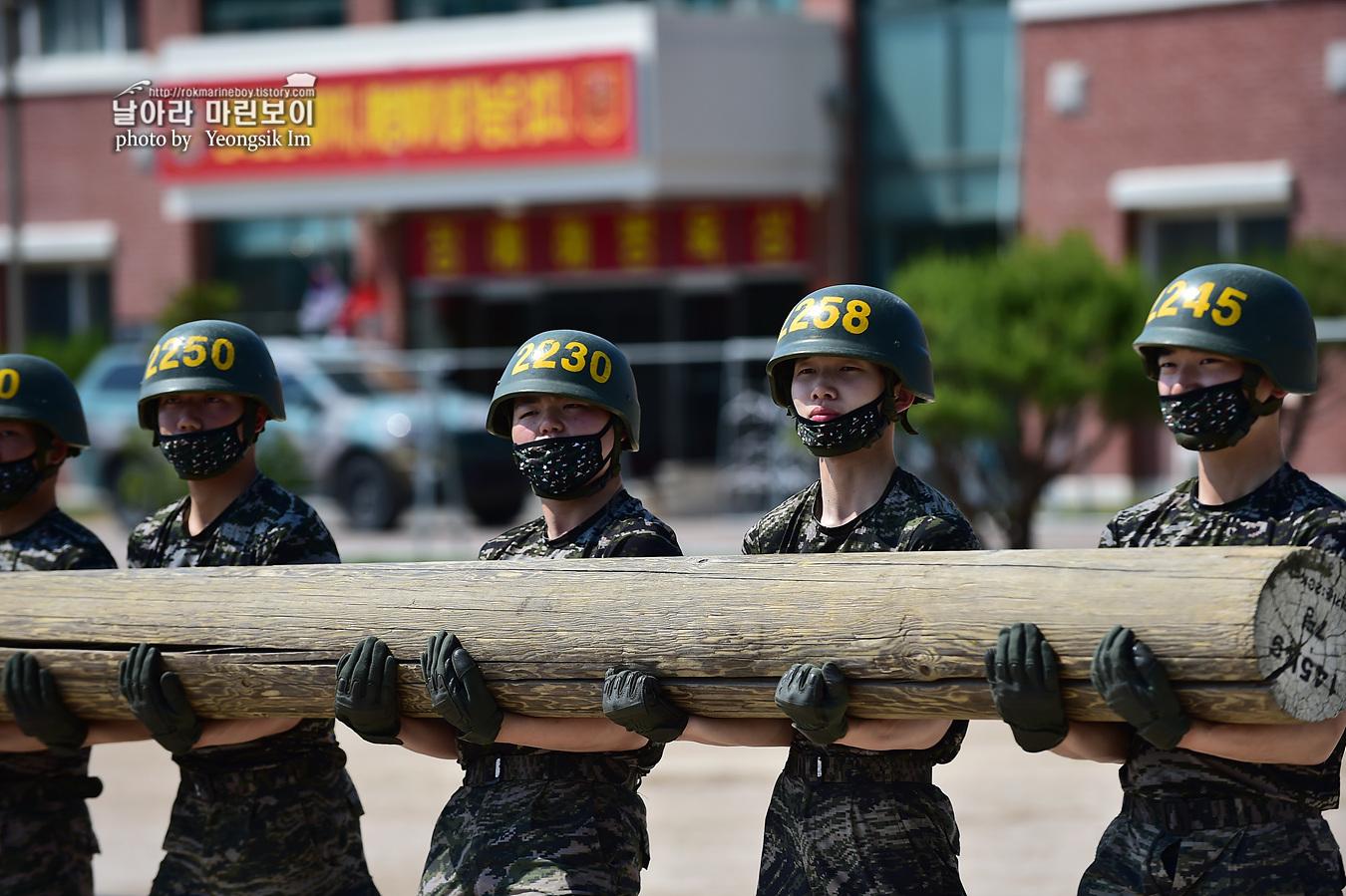 해병대 신병 1257기 2교육대 6주차 목봉 참호격투 2_2462.jpg