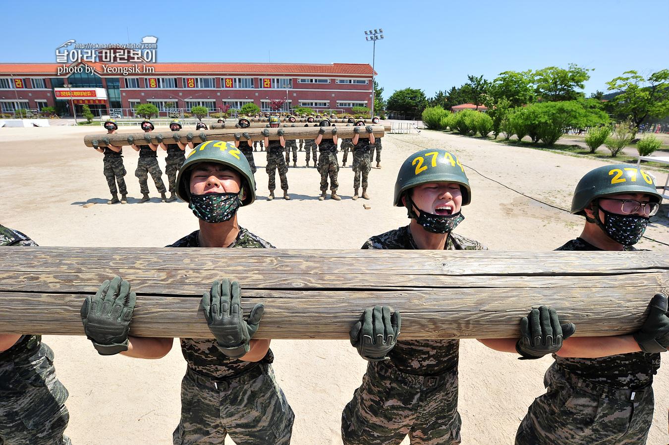 해병대 신병 1257기 2교육대 6주차 목봉 참호격투 7_5369.jpg