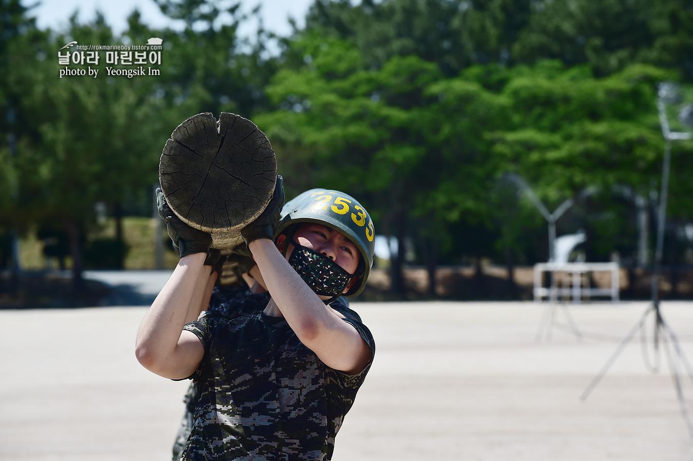 해병대 신병 1257기 2교육대 6주차 목봉 참호격투 5_2406.jpg