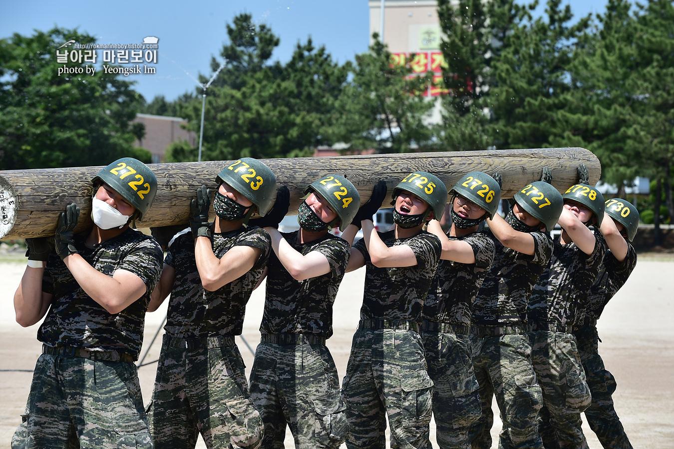 해병대 신병 1257기 2교육대 6주차 목봉 참호격투 7_2192.jpg