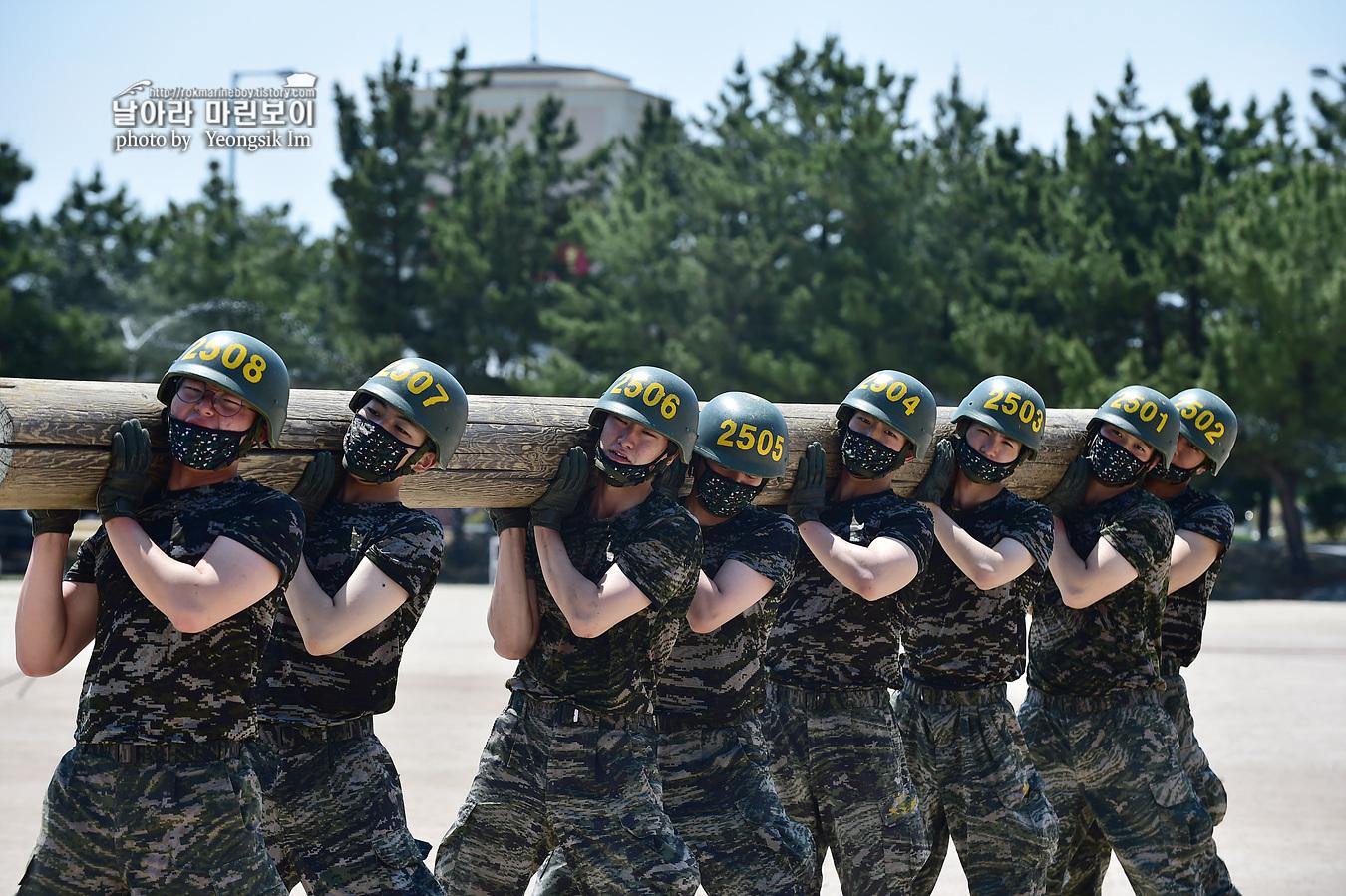 해병대 신병 1257기 2교육대 6주차 목봉 참호격투 5_2396.jpg