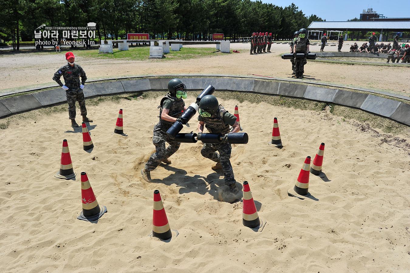 해병대 신병 1257기 2교육대 6주차 목봉 참호격투 _5400.jpg