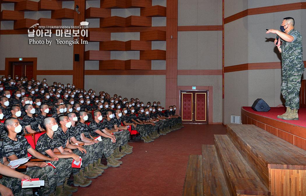 해병대 신병 1261기 1,2교육대 2주차 병과소개_3120.jpg