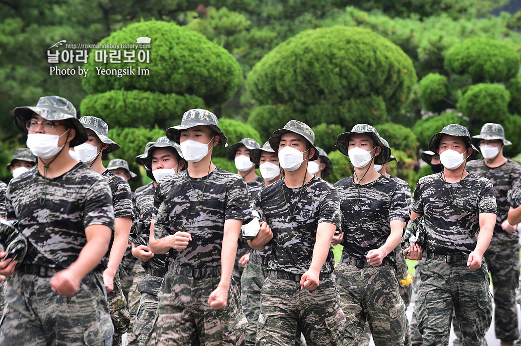 해병대 신병 1261기 1,2교육대 2주차 훈련모음_3251.jpg