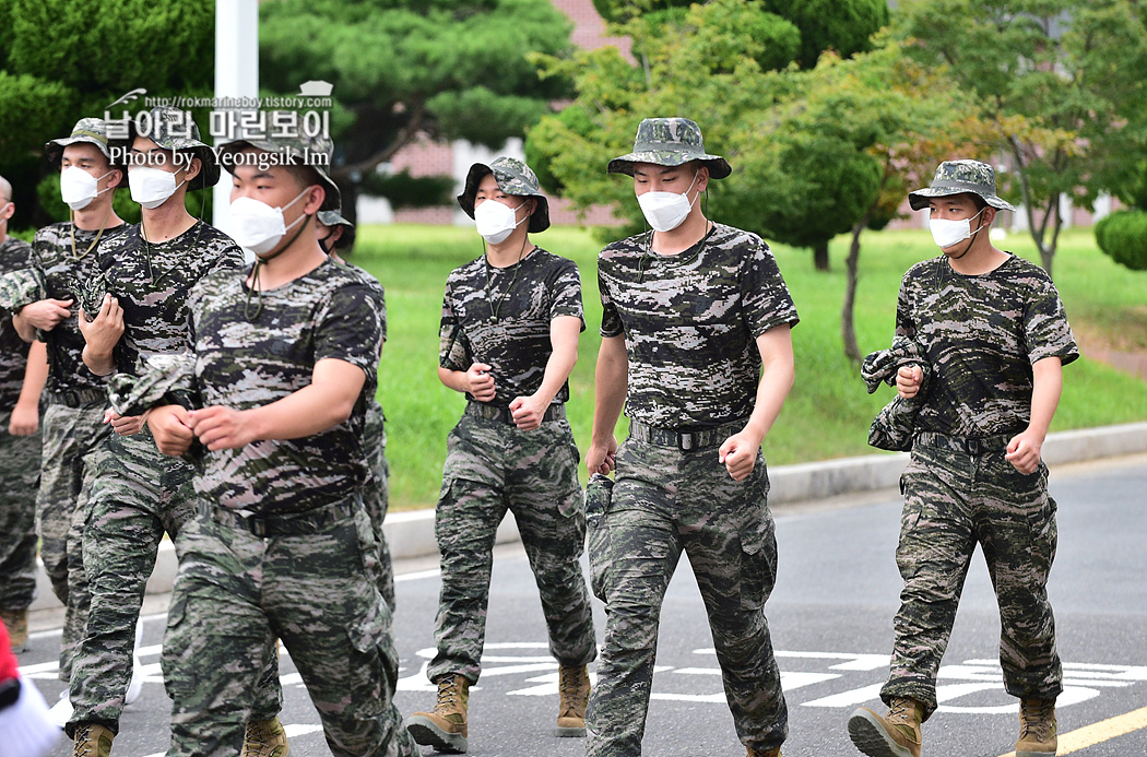 해병대 신병 1261기 1,2교육대 2주차 훈련모음_3146.jpg