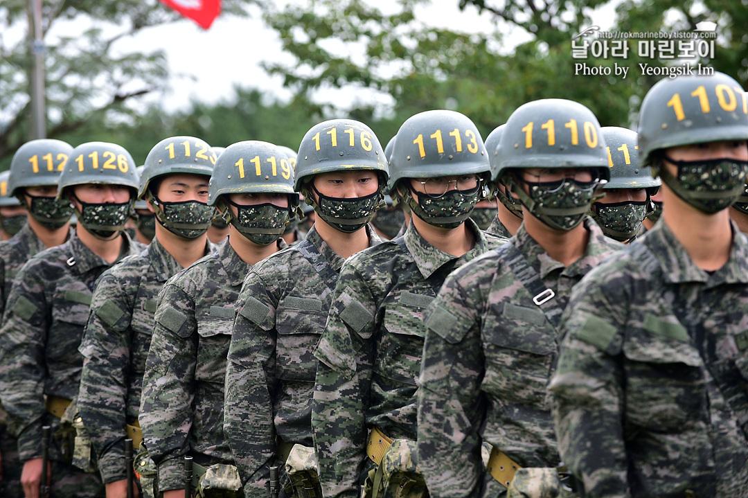 해병대 신병 1261기 빨간명찰수여식_8847.jpg