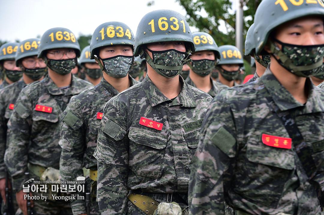 해병대 신병 1261기 빨간명찰수여식_8849.jpg