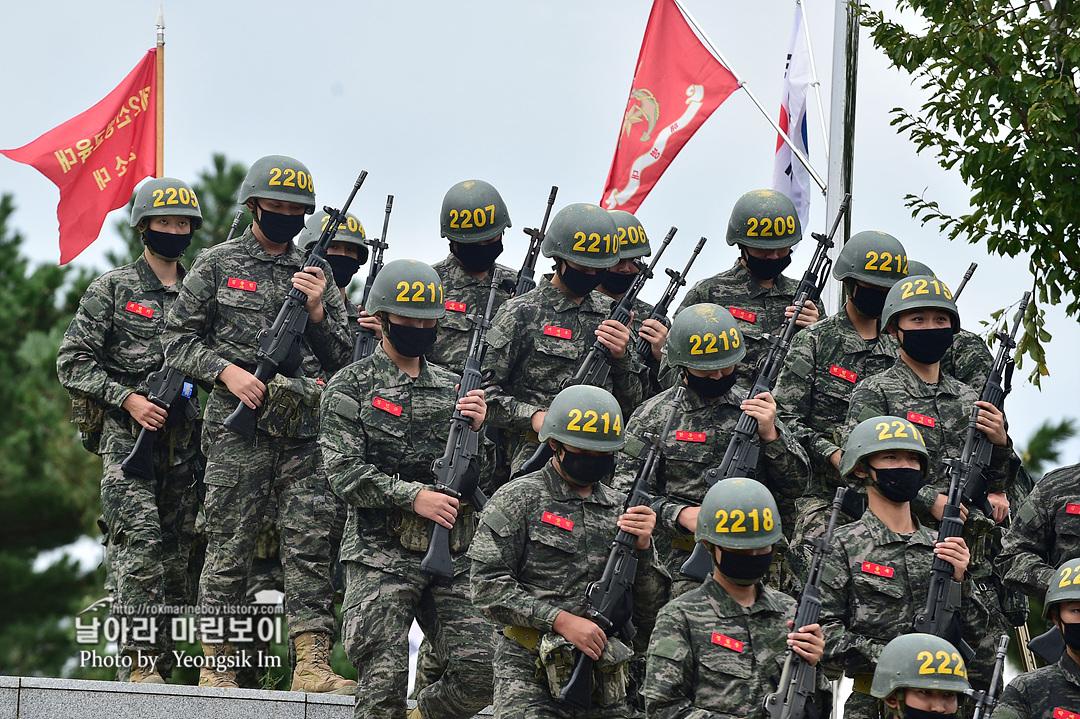 해병대 신병 1261기 빨간명찰수여식_8883.jpg