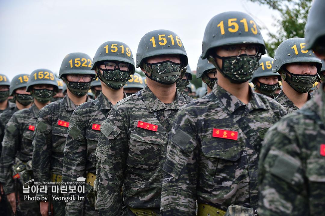 해병대 신병 1261기 빨간명찰수여식_8851.jpg