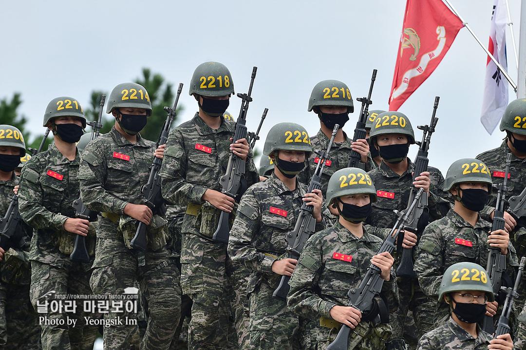 해병대 신병 1261기 빨간명찰수여식_8880.jpg