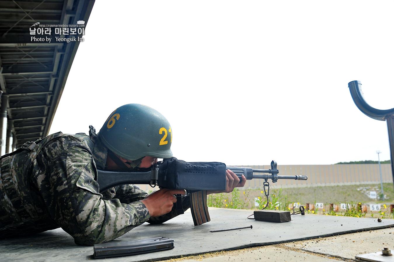 해병대 신병 1257기 2교육대 4주차 전투사격 1_1310.jpg