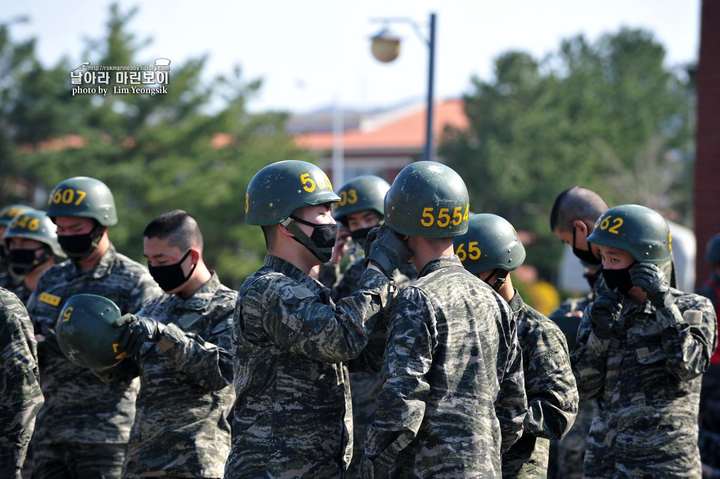 해병대 신병 1256기 2주차 5교육대 전투체력 5_0421.jpg