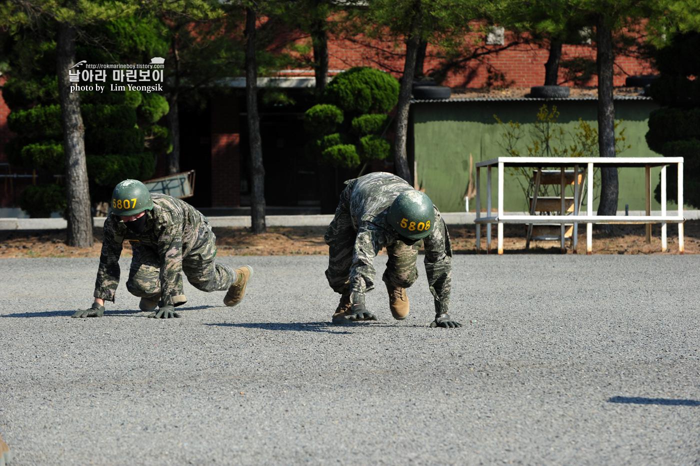 해병대 신병 1256기 2주차 5교육대 전투체력 8_0414.jpg