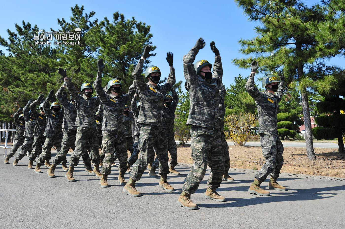 해병대 신병 1256기 2주차 5교육대 전투체력 5_6182.jpg