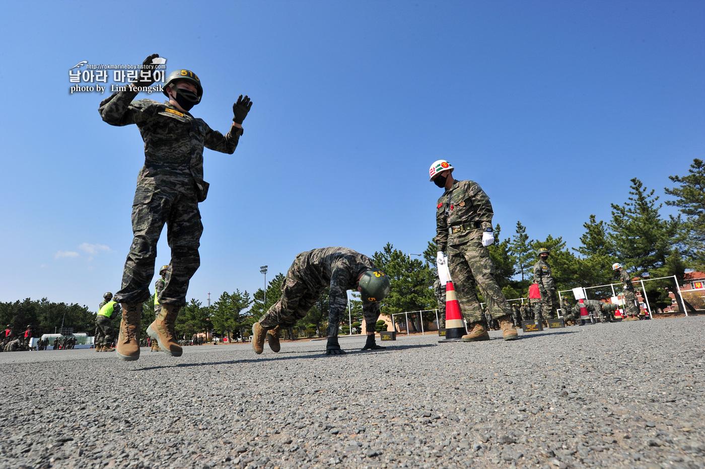해병대 신병 1256기 2주차 5교육대 전투체력 1_6155.jpg