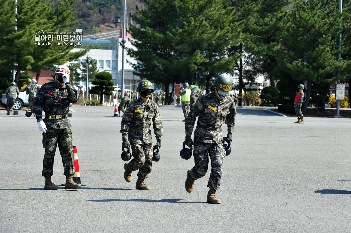 해병대 신병 1256기 2주차 5교육대 전투체력 3_0330.jpg