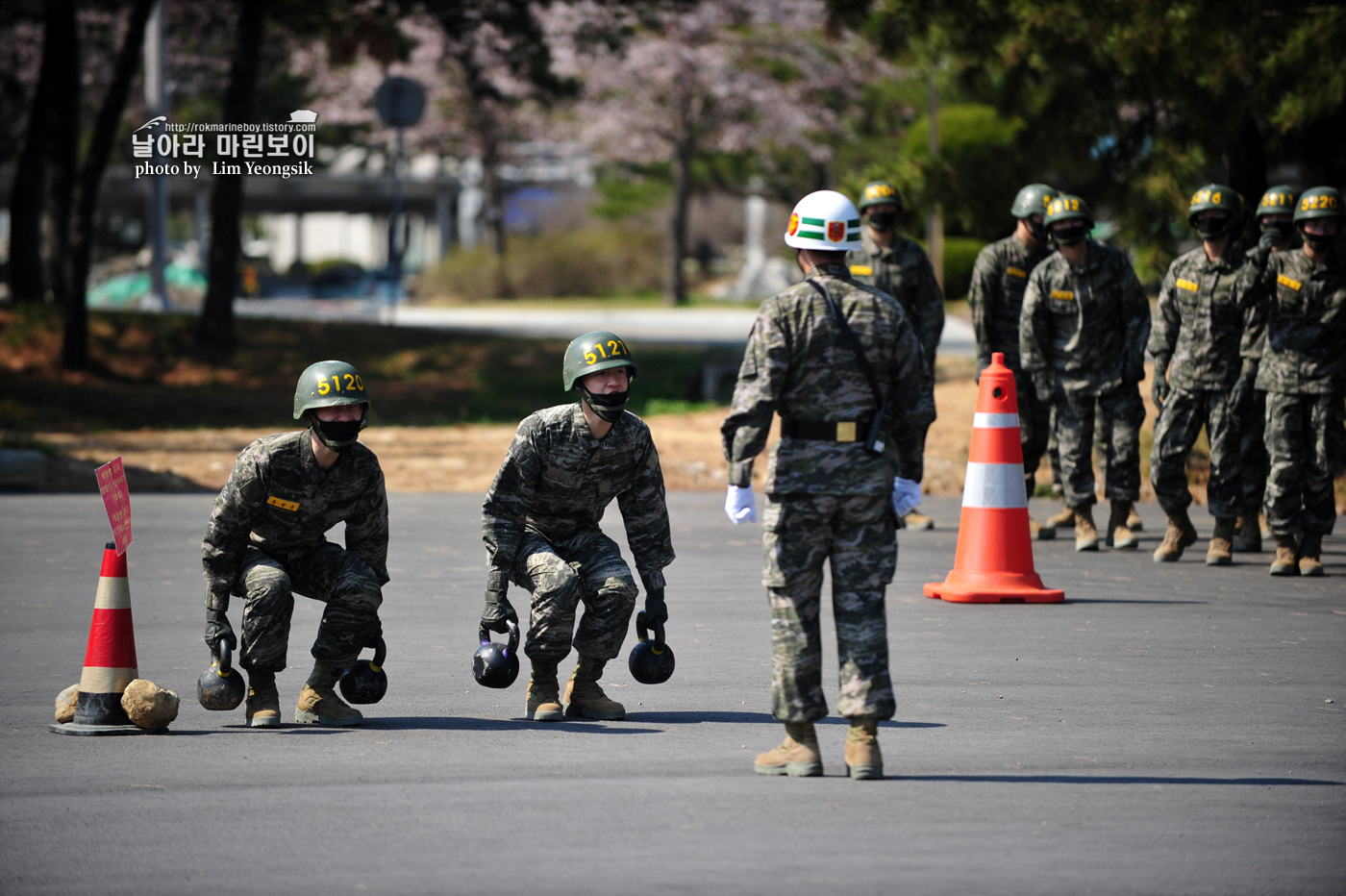 해병대 신병 1256기 2주차 5교육대 전투체력 1_0242.jpg