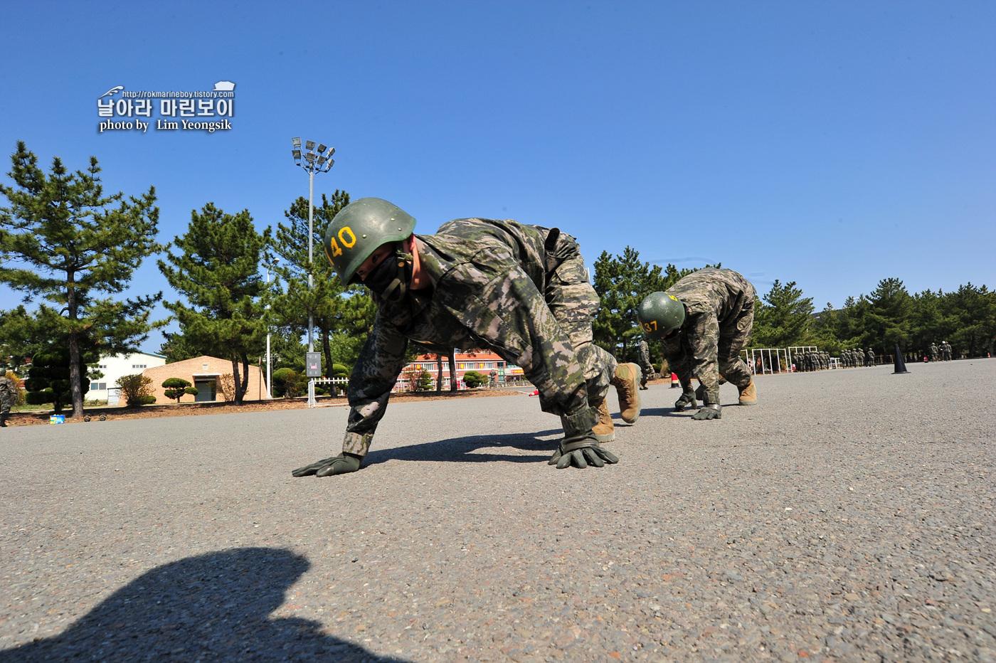 해병대 신병 1256기 2주차 5교육대 전투체력 1_6150.jpg