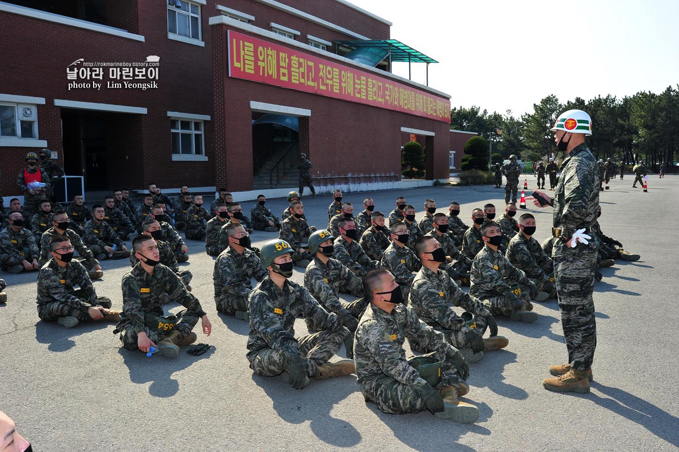 해병대 신병 1256기 2주차 5교육대 전투체력 6_6209.jpg
