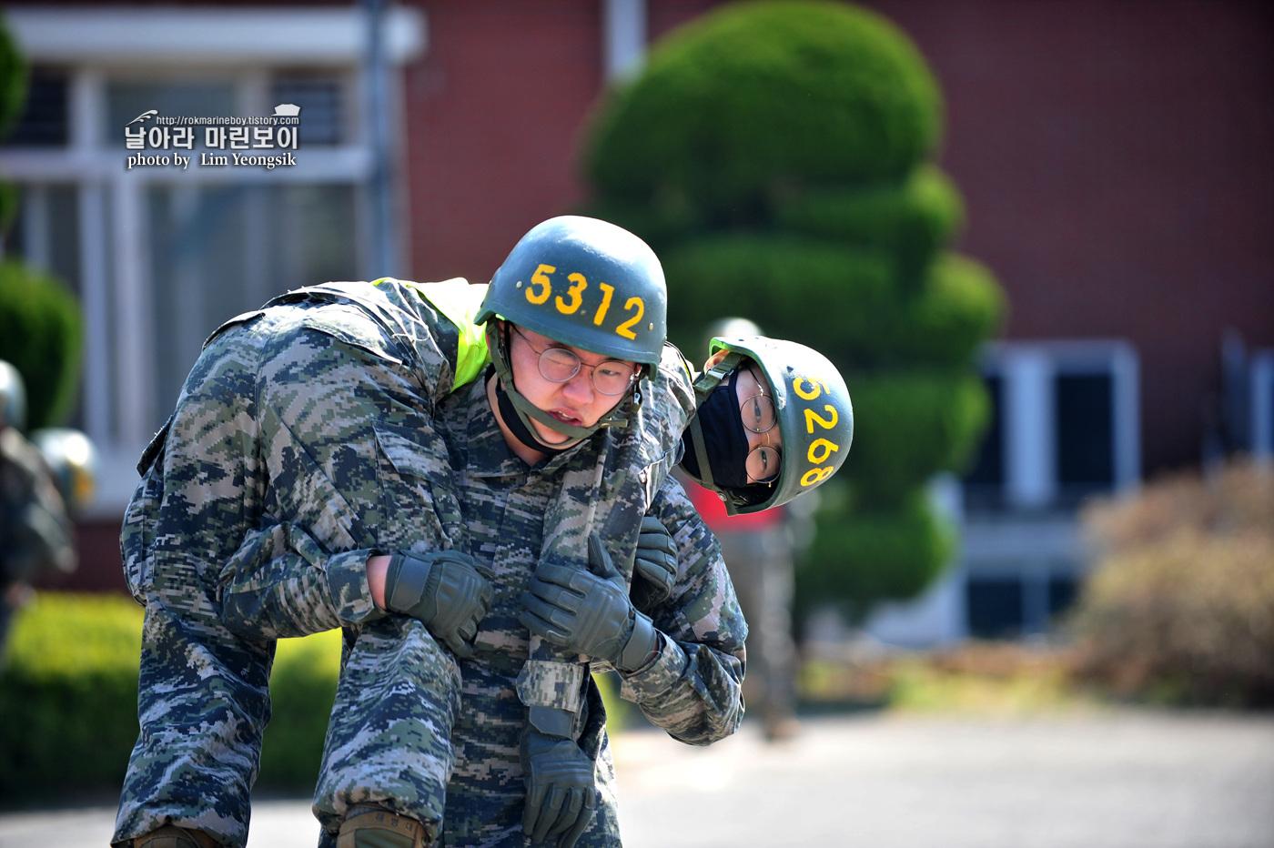 해병대 신병 1256기 2주차 5교육대 전투체력 3_0340.jpg