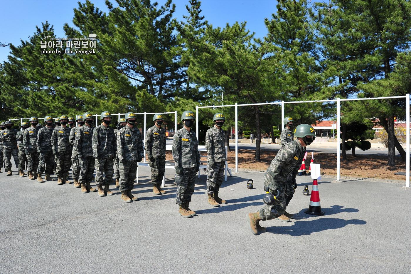 해병대 신병 1256기 2주차 5교육대 전투체력 3_6169.jpg