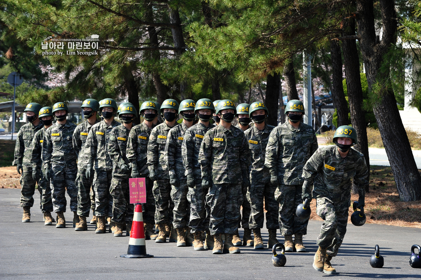 해병대 신병 1256기 2주차 5교육대 전투체력 5_0334.jpg