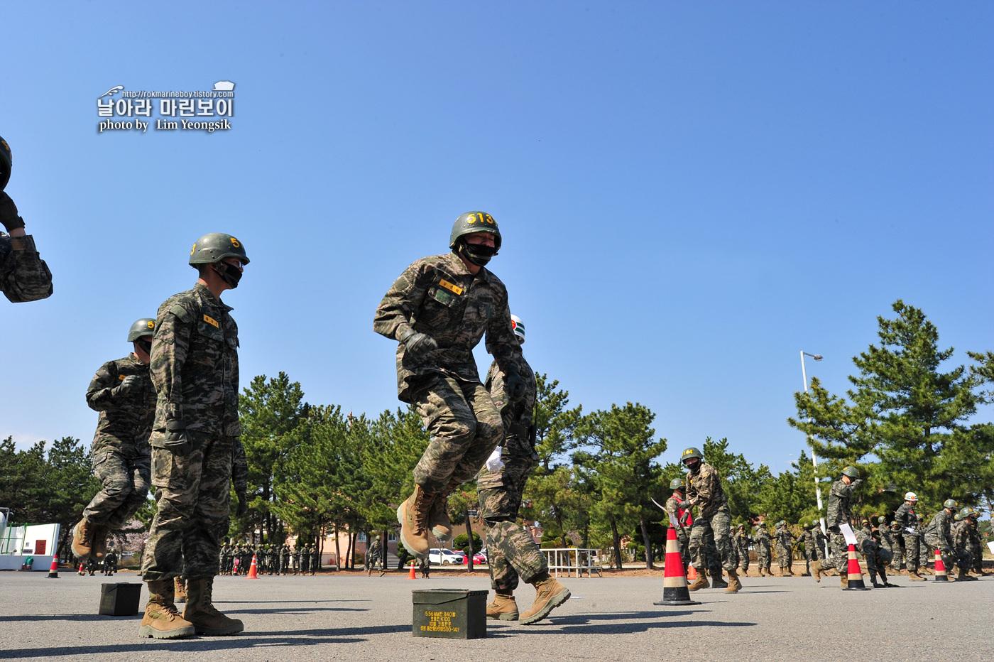 해병대 신병 1256기 2주차 5교육대 전투체력 1_6145.jpg