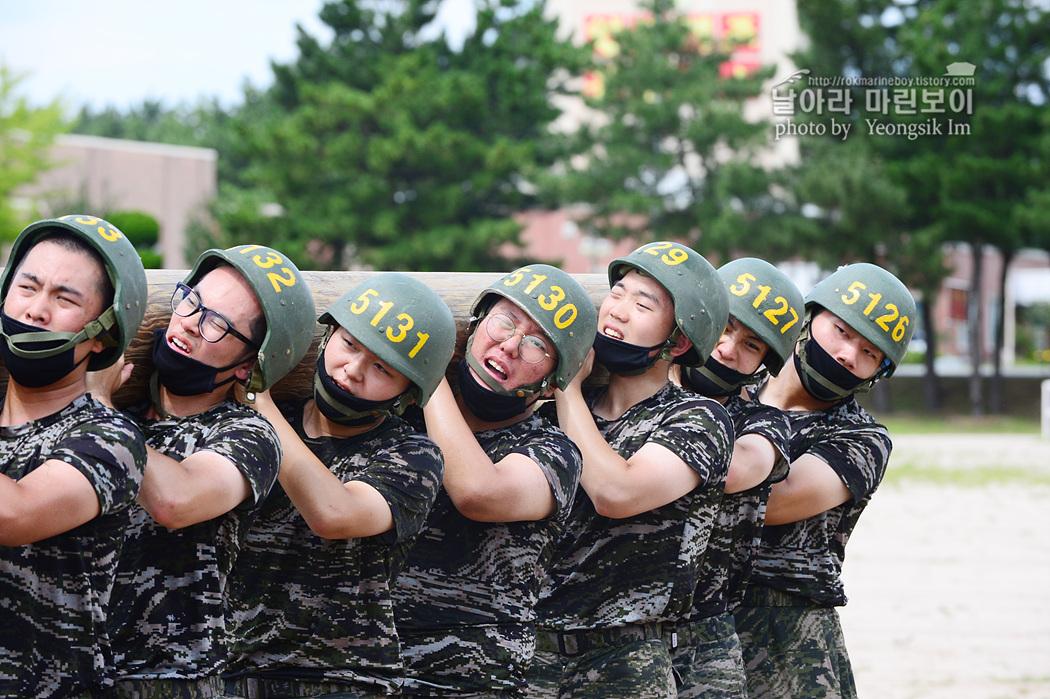 해병대 신병 1260기 5교육대 4주차 목봉장애물 사진 임영식 1_1183.jpg