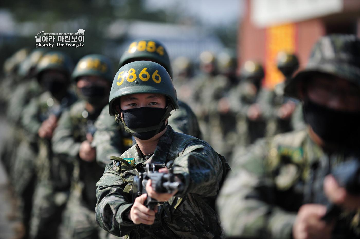 해병대 신병 1256기 2주차 5교육대 군사기초훈련 8_0792.jpg
