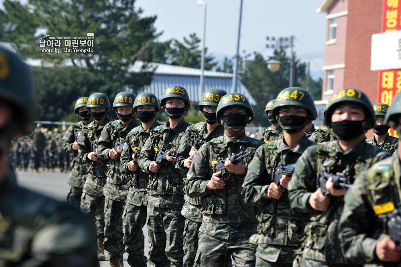 해병대 신병 1256기 2주차 5교육대 군사기초훈련 8_0790.jpg