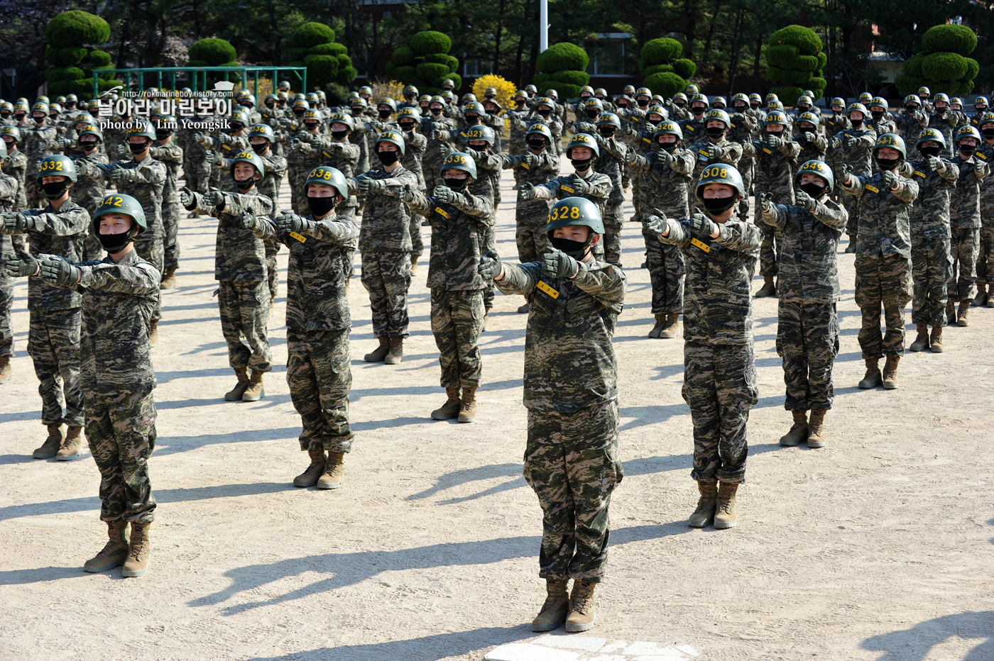 해병대 신병 1256기 2주차 5교육대 군사기초훈련 3_0478.jpg