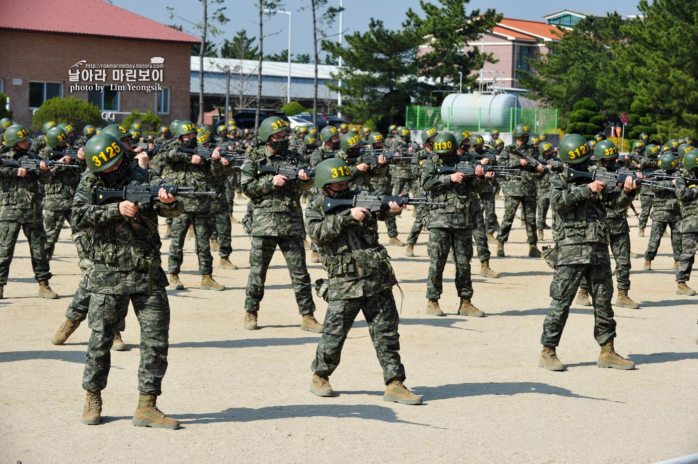 해병대 신병 1256기 2주차 3교육대 군사기초훈련 1_0768.jpg