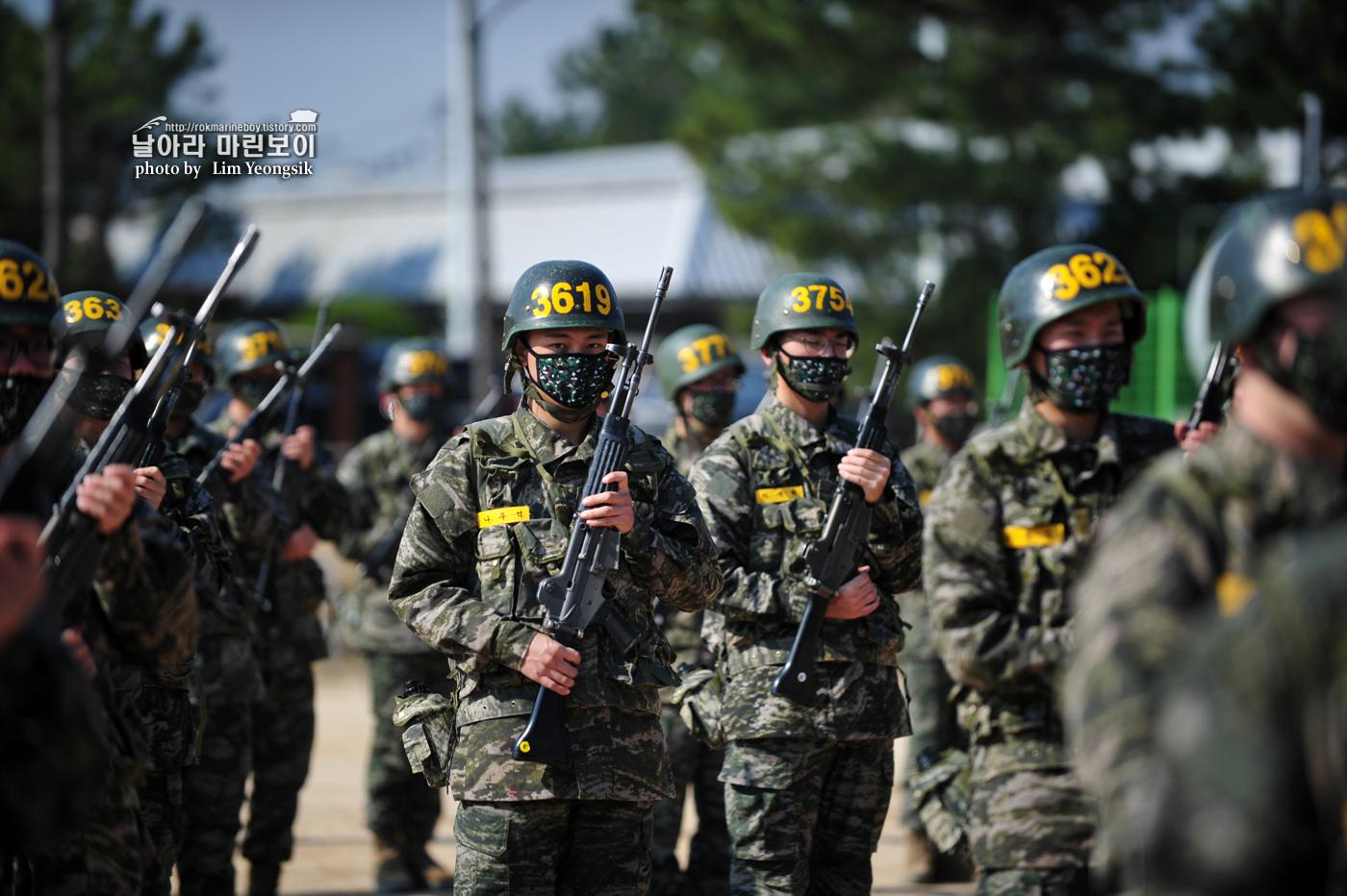 해병대 신병 1256기 2주차 3교육대 군사기초훈련 6_0759.jpg