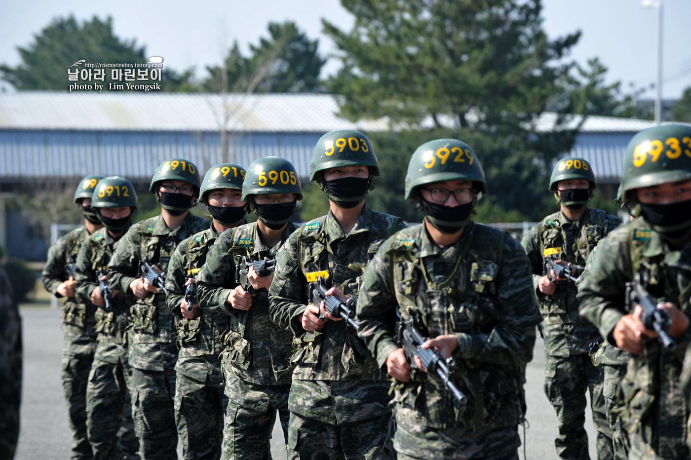 해병대 신병 1256기 2주차 5교육대 군사기초훈련 9_0789.jpg