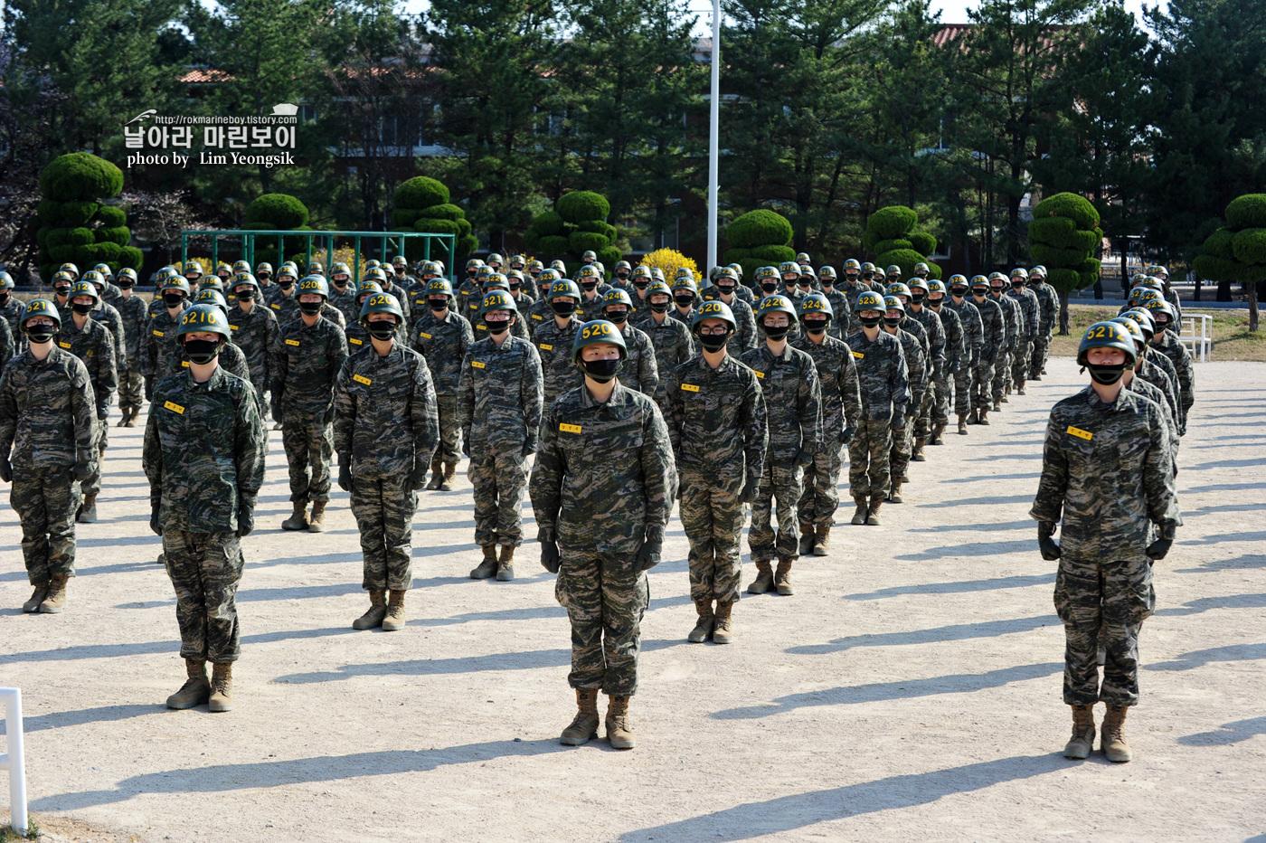 해병대 신병 1256기 2주차 5교육대 군사기초훈련 2_0476.jpg