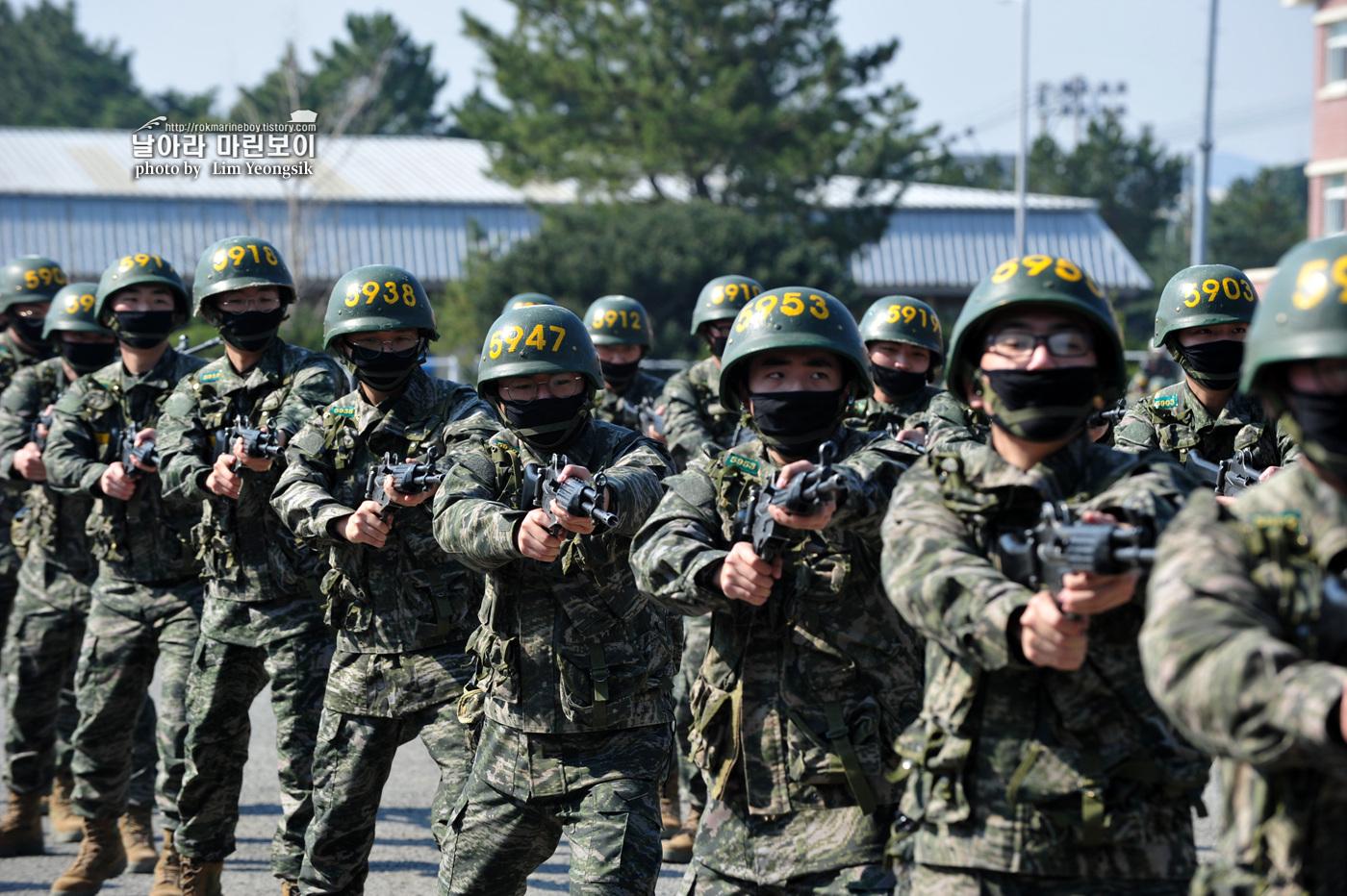 해병대 신병 1256기 2주차 5교육대 군사기초훈련 9_0788.jpg