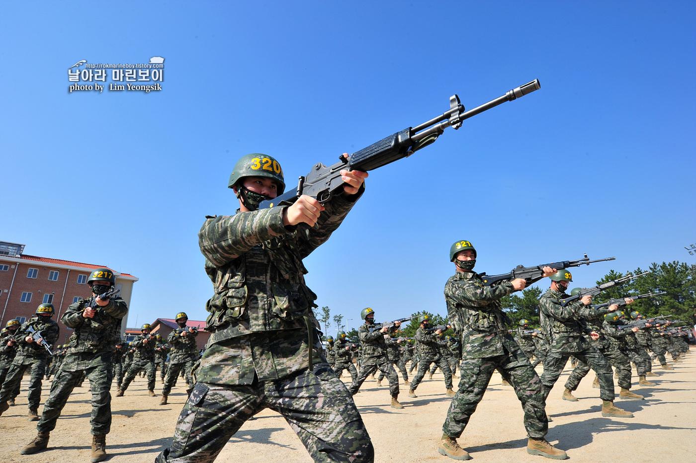 해병대 신병 1256기 2주차 3교육대 군사기초훈련 1_0003.jpg
