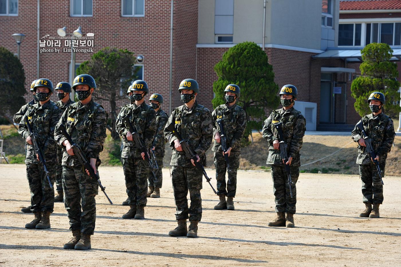 해병대 신병 1256기 2주차 3교육대 군사기초훈련 7_0749.jpg