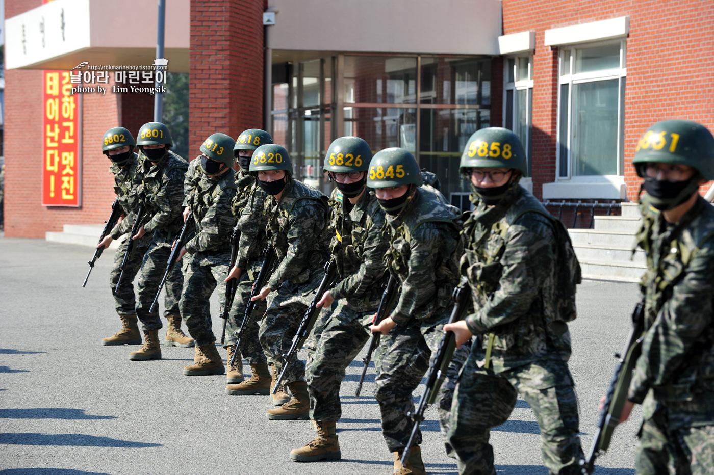 해병대 신병 1256기 2주차 5교육대 군사기초훈련 8_0793.jpg