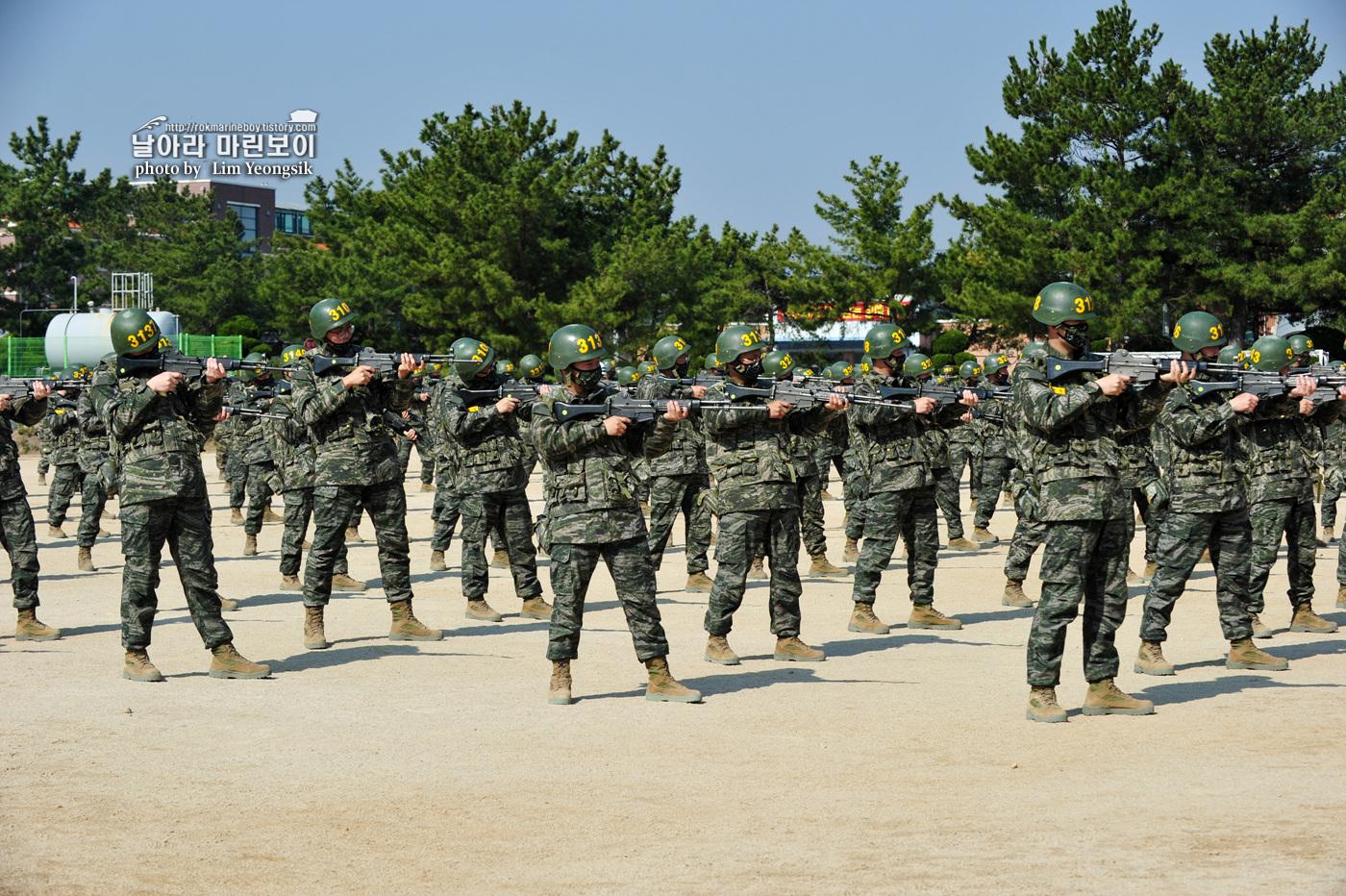 해병대 신병 1256기 2주차 3교육대 군사기초훈련 1_0769.jpg
