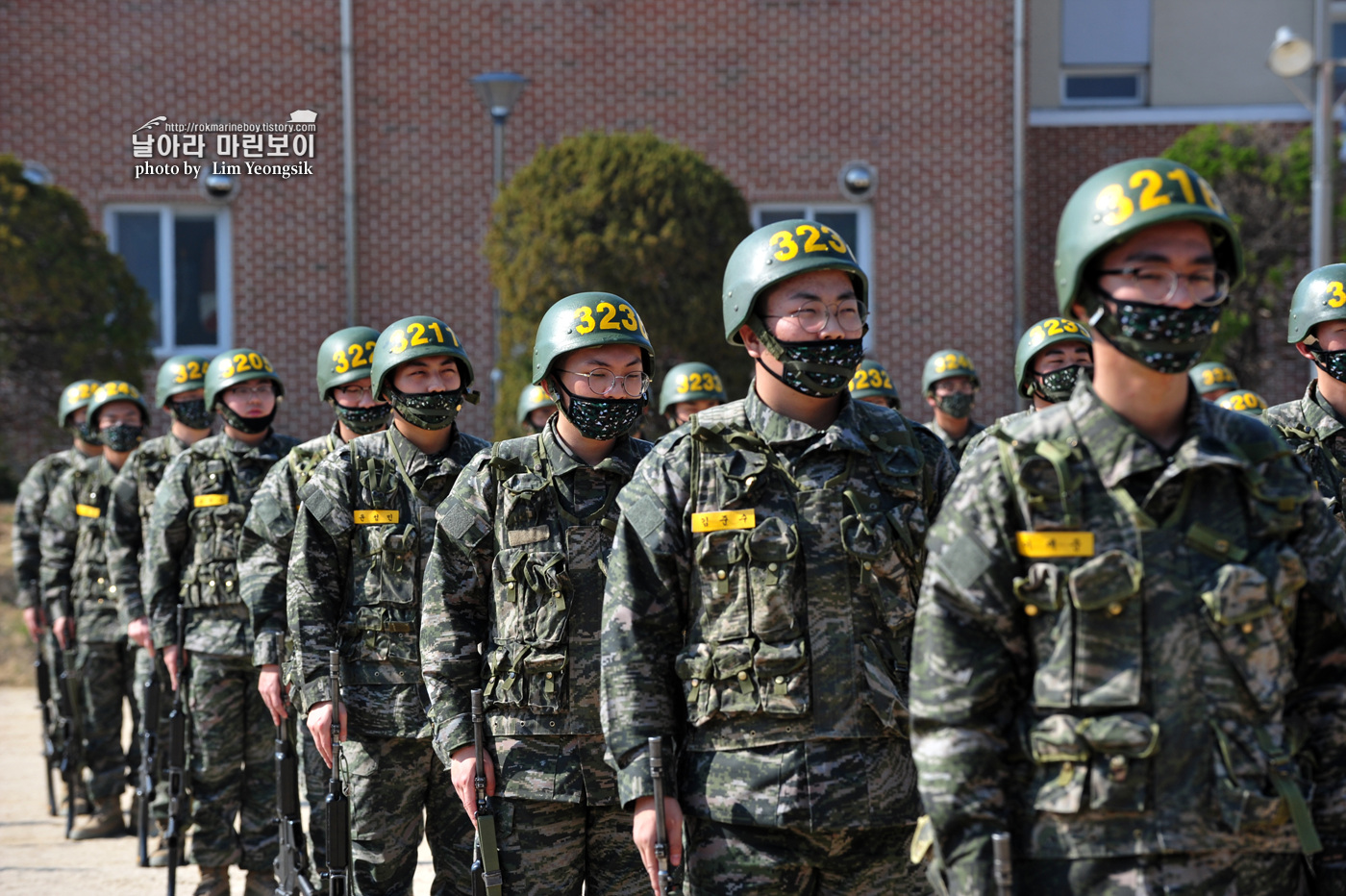 해병대 신병 1256기 2주차 3교육대 군사기초훈련 2_0772.jpg
