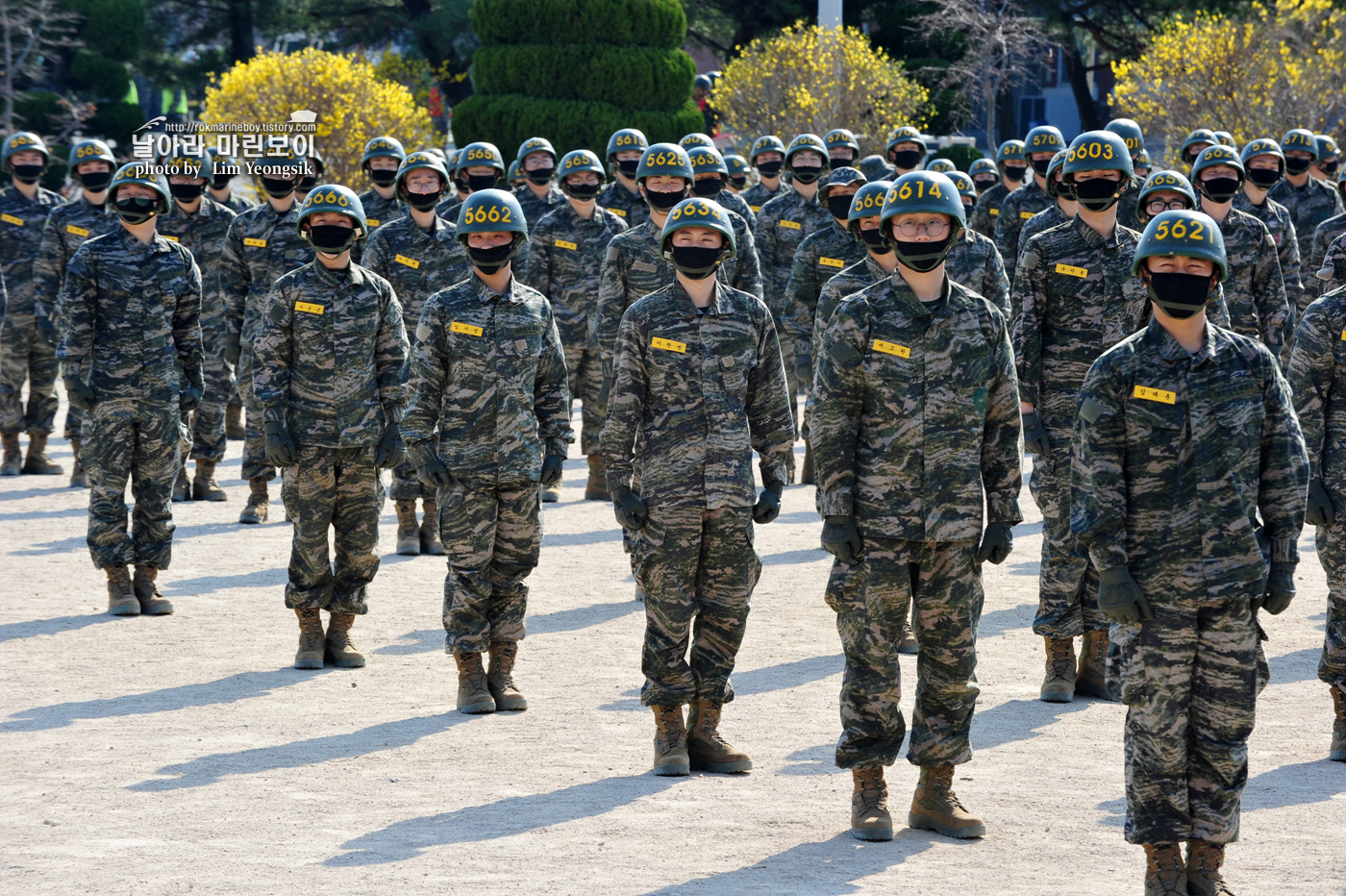 해병대 신병 1256기 2주차 5교육대 군사기초훈련 6_0487.jpg