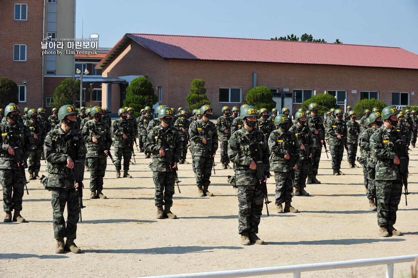 해병대 신병 1256기 2주차 3교육대 군사기초훈련 2_0766.jpg