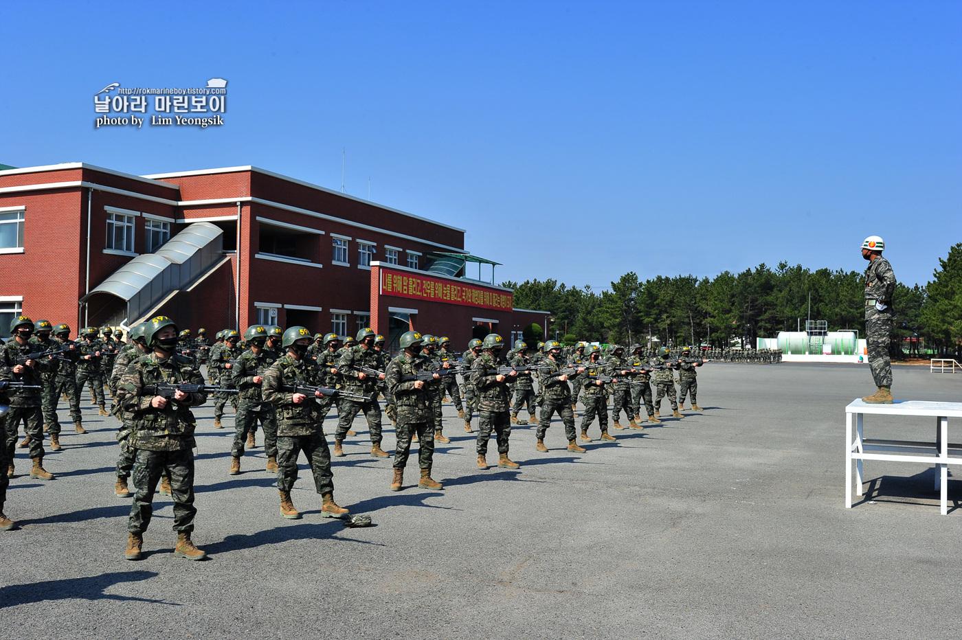 해병대 신병 1256기 2주차 5교육대 군사기초훈련 1_0474.jpg