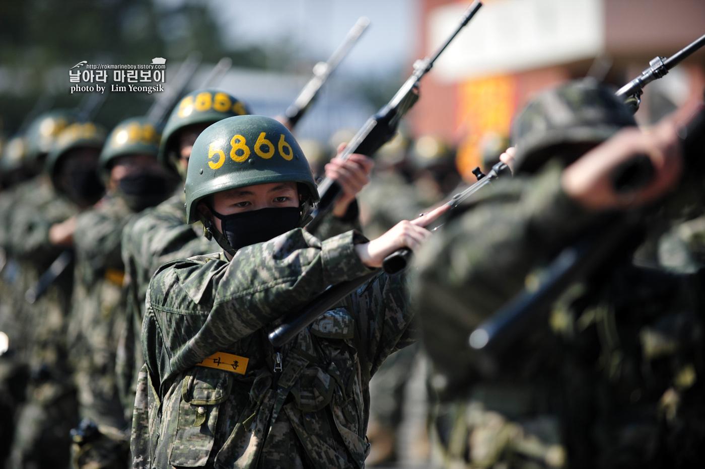 해병대 신병 1256기 2주차 5교육대 군사기초훈련 8_0791.jpg