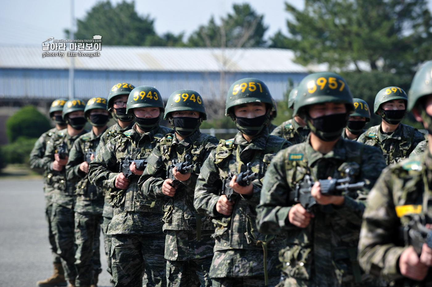 해병대 신병 1256기 2주차 5교육대 군사기초훈련 9_0787.jpg