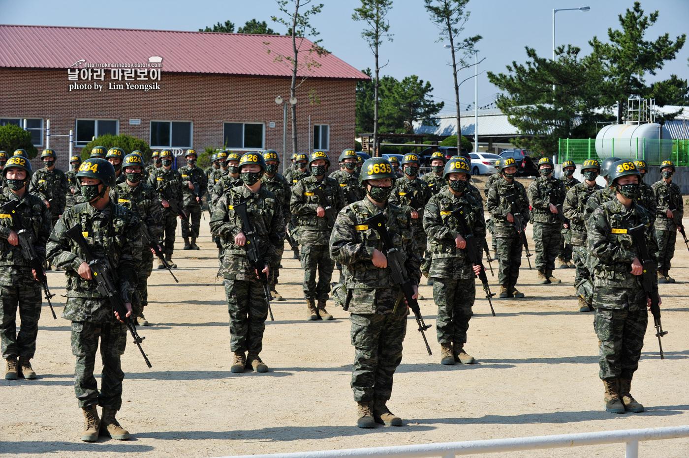 해병대 신병 1256기 2주차 3교육대 군사기초훈련 6_0752.jpg