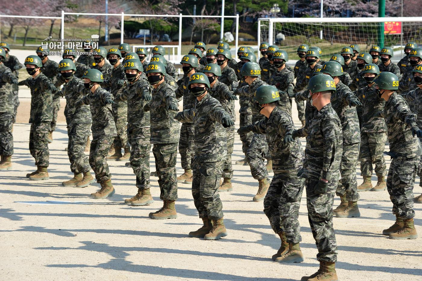 해병대 신병 1256기 2주차 5교육대 군사기초훈련 5_0495.jpg