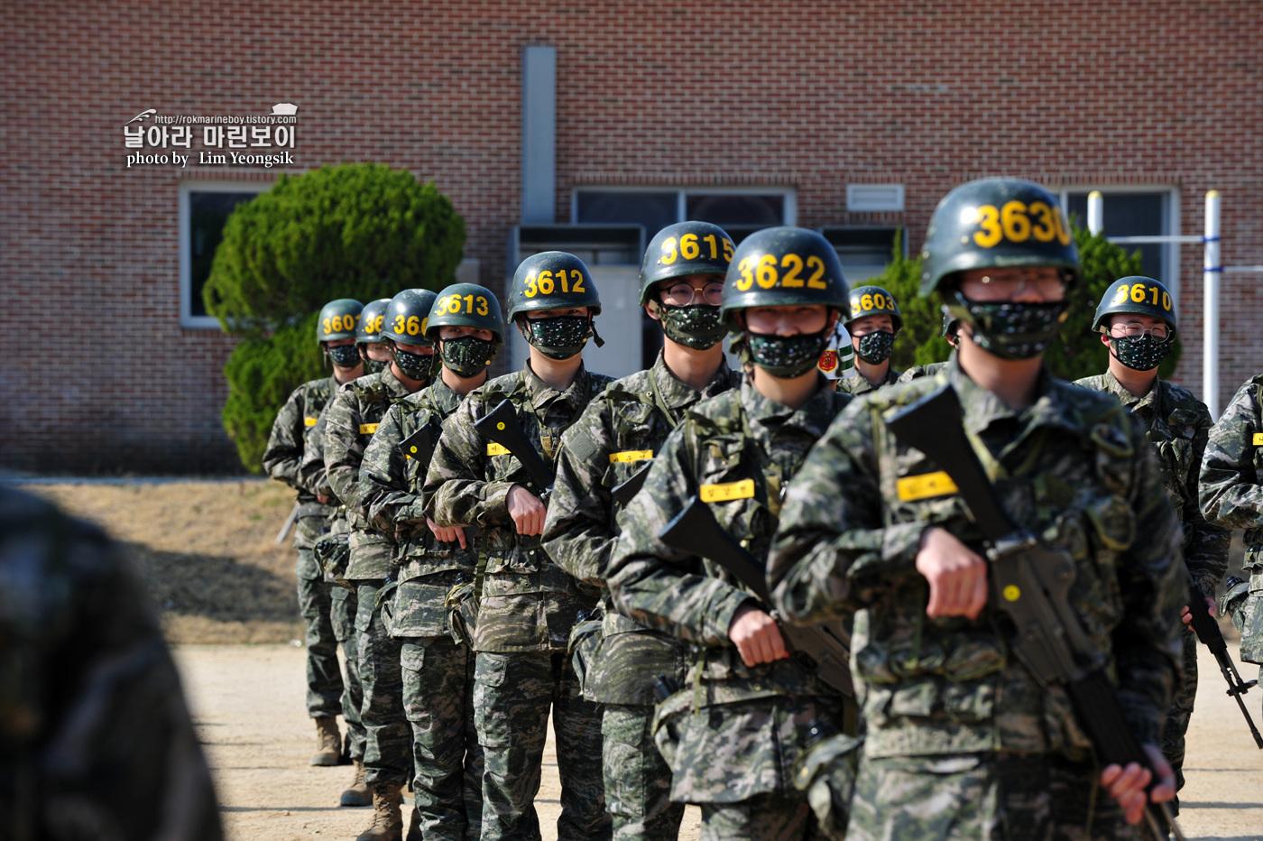 해병대 신병 1256기 2주차 3교육대 군사기초훈련 6_0760.jpg