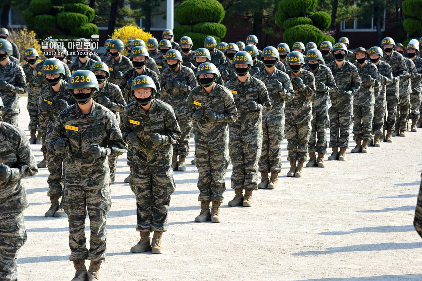 해병대 신병 1256기 2주차 5교육대 군사기초훈련 2_0504.jpg